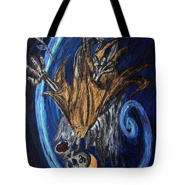 The Fffallen Angel Tote Bag