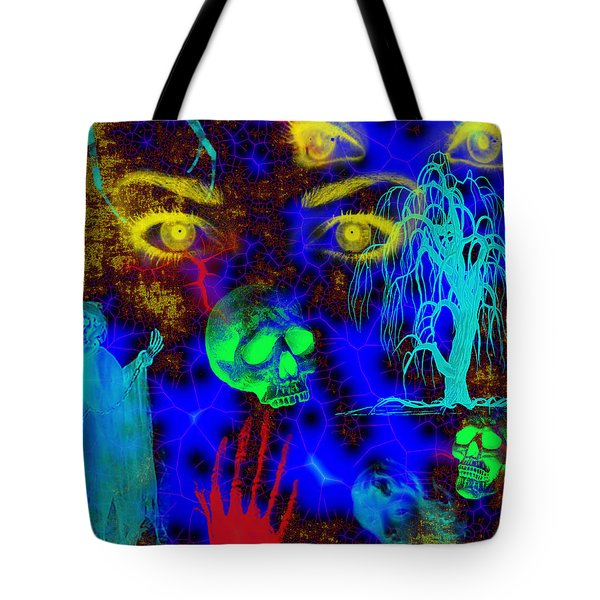 The Fight For Souls Tote Bag