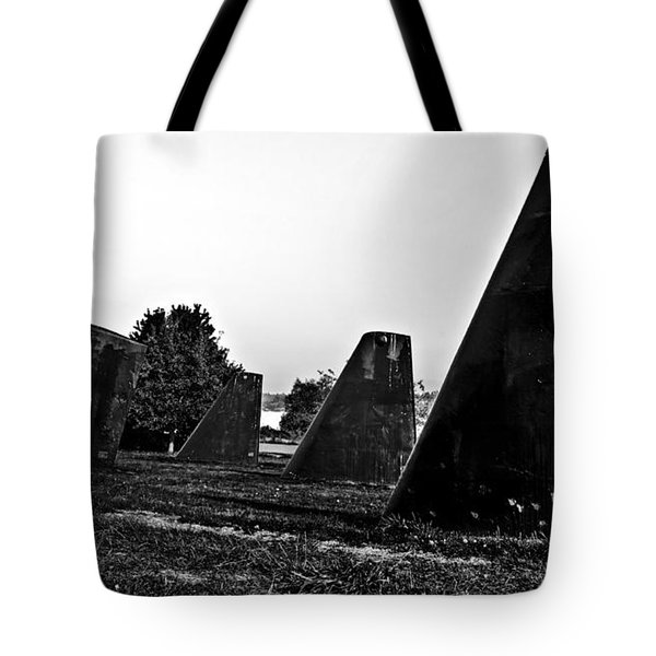 The Fin Project Tote Bag