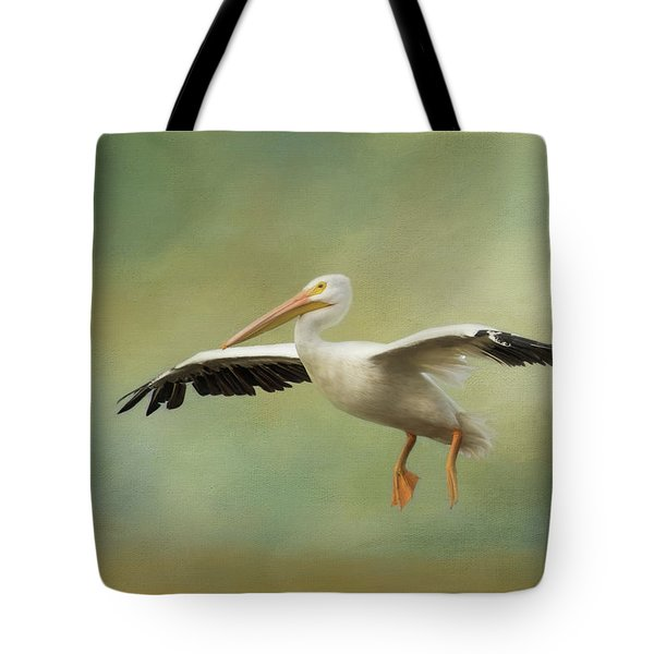 Tote Bag featuring the photograph The Final Approach by Kim Hojnacki