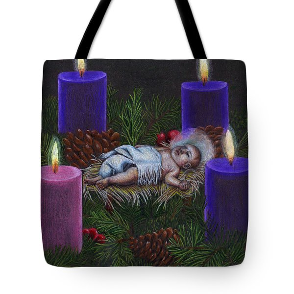 The Final Light Ignites Tote Bag