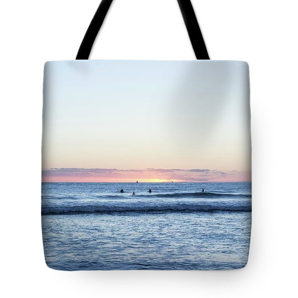 The Final Moments Tote Bag
