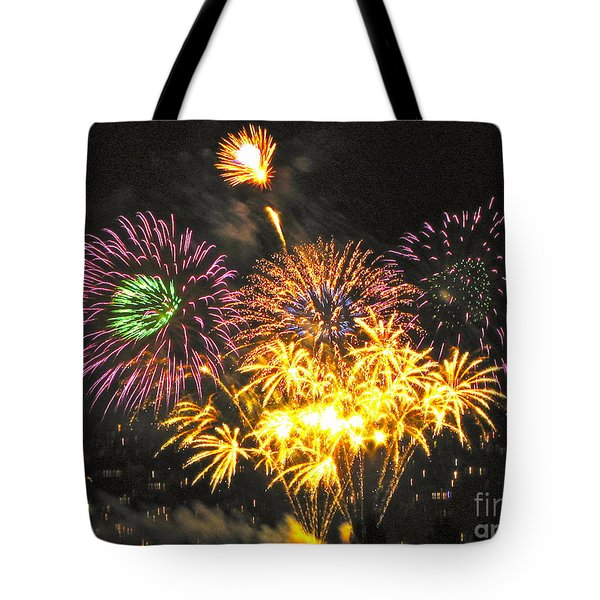The Finale Tote Bag