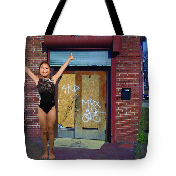 Tote Bag featuring the photograph The Finish by Robert Hebert