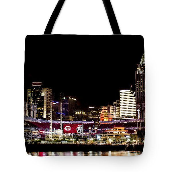 The Finishing Touches Tote Bag