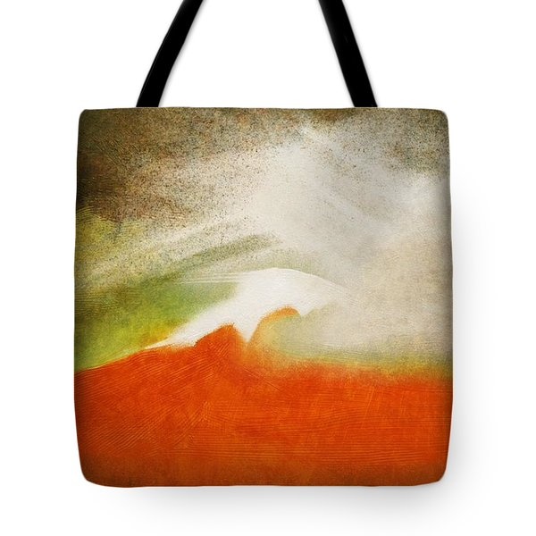 The Fire Mountain - Cotapaxi Tote Bag