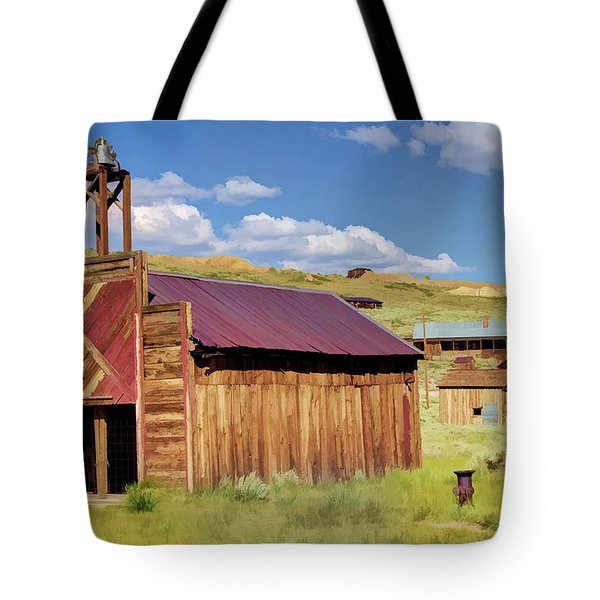 The Firehouse Tote Bag