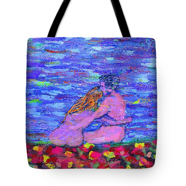 The First Autumn Tote Bag
