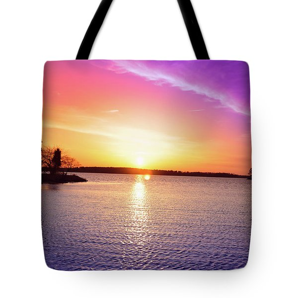 The First Day Of Spring Tote Bag by Bill Cannon