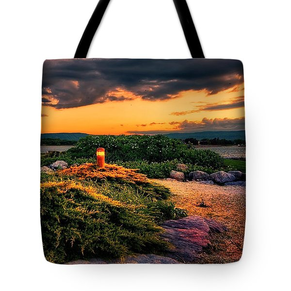 The First Lights Tote Bag