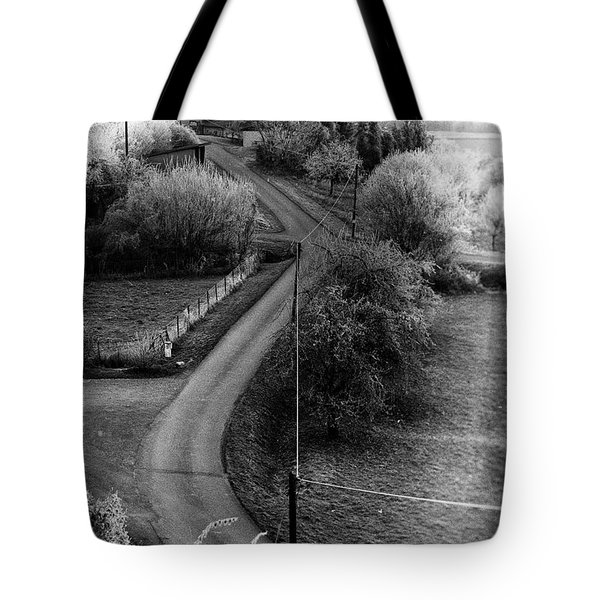 The First Morning Of The First Day Tote Bag