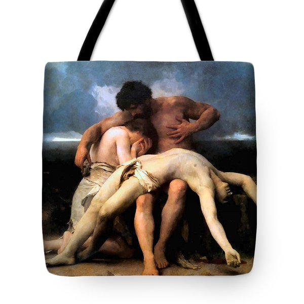 The First Mourning 1888 Tote Bag