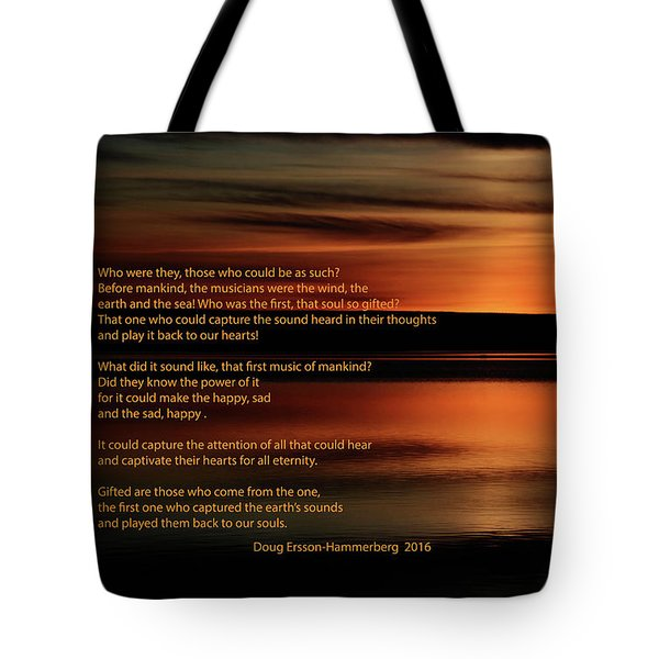 The First Musicians Tote Bag