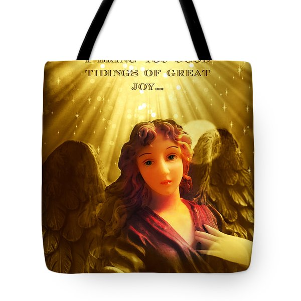 The First Noel IIi Tote Bag by Aurelio Zucco