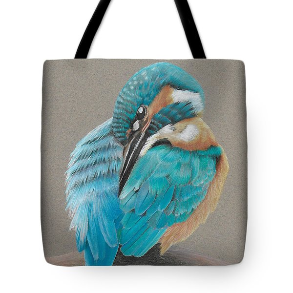 The Fisherking Tote Bag