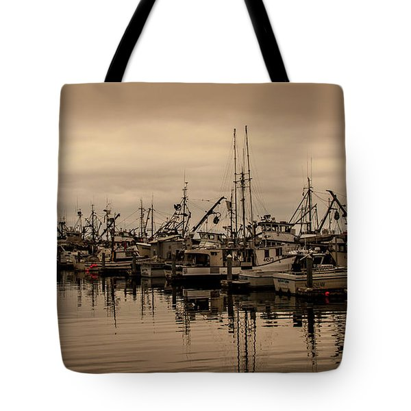 The Fishing Fleet Tote Bag