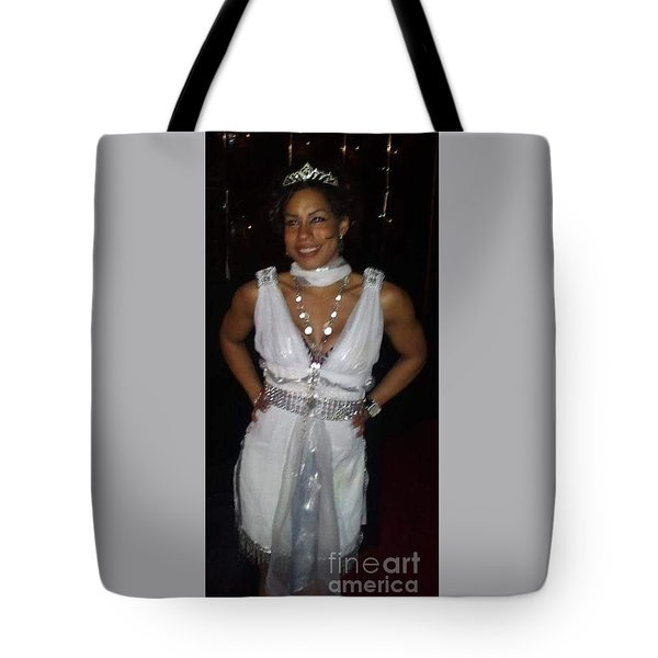The Fit Goddess Tote Bag by Talisa Hartley