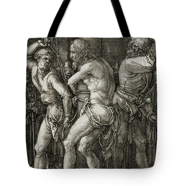 The Flagellation Tote Bag