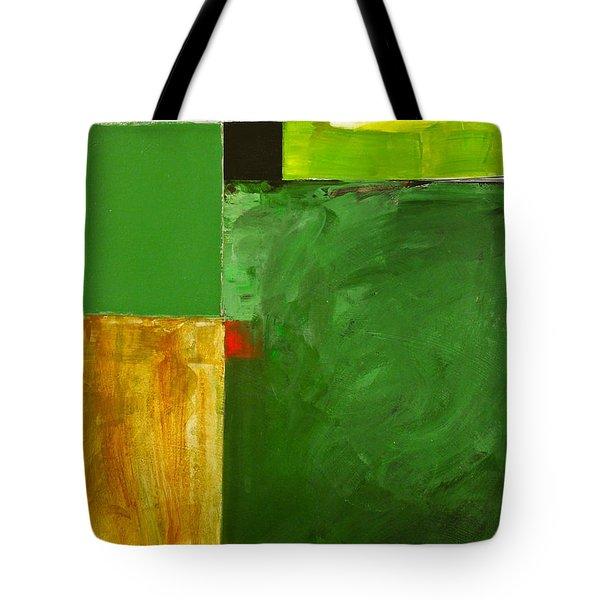 The Flat Lands Tote Bag