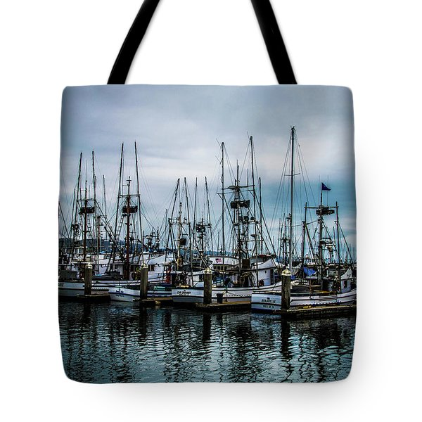The Fleet Tote Bag