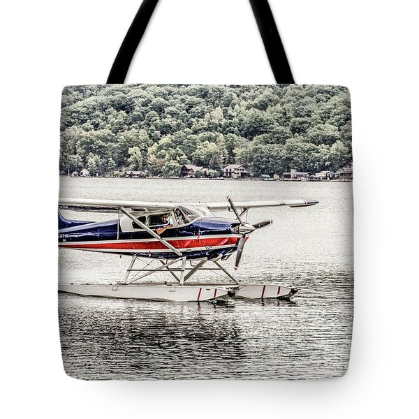 The Float Tote Bag by William Norton