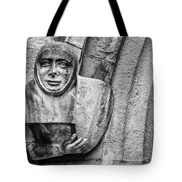 Tote Bag featuring the photograph The Floating Guard by Christi Kraft