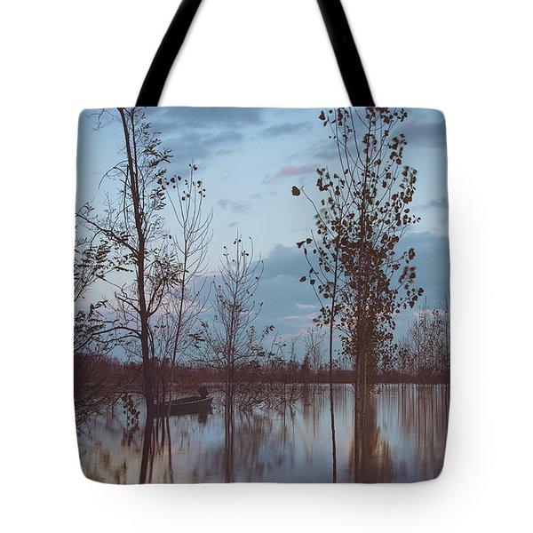 The Flood Tote Bag
