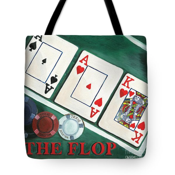 The Flop Tote Bag