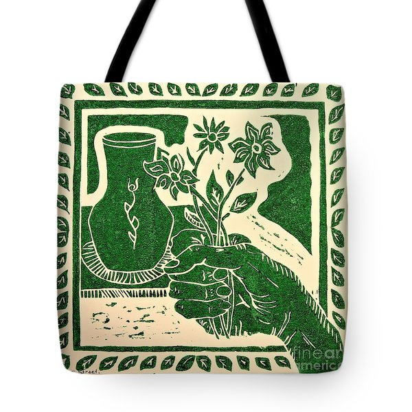 The Florist Tote Bag by Caroline Street