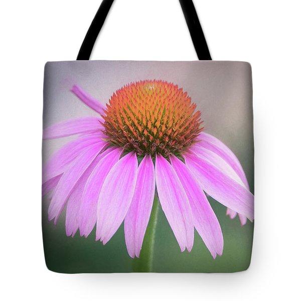 The Flower At Mattamuskeet Tote Bag