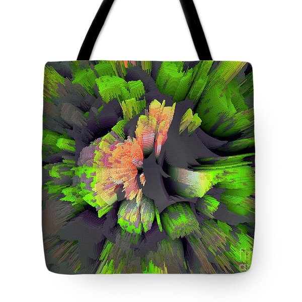 The Flower Factory 2 Tote Bag