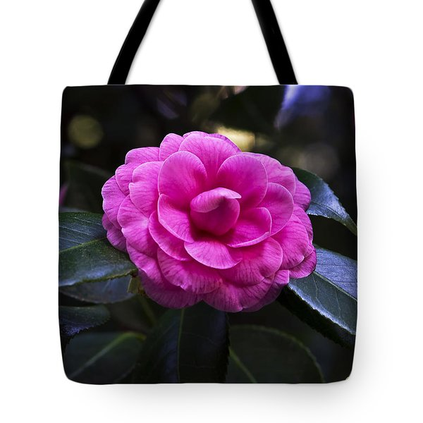 The Flower Signed Tote Bag