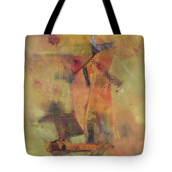 The Flying Dutchman Tote Bag