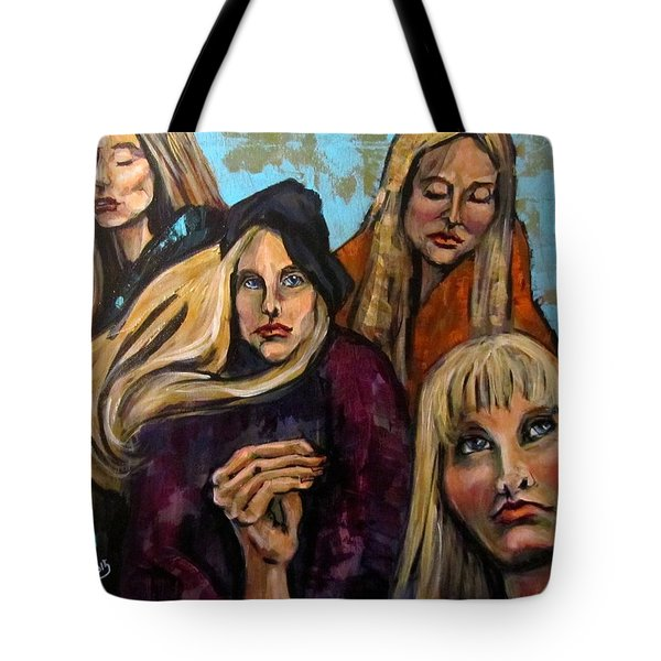 The Folk Singer Tote Bag