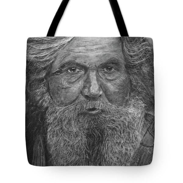 The Folk Singer Tote Bag