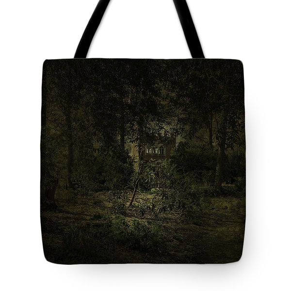 Tote Bag featuring the photograph The Folly by Ryan Photography