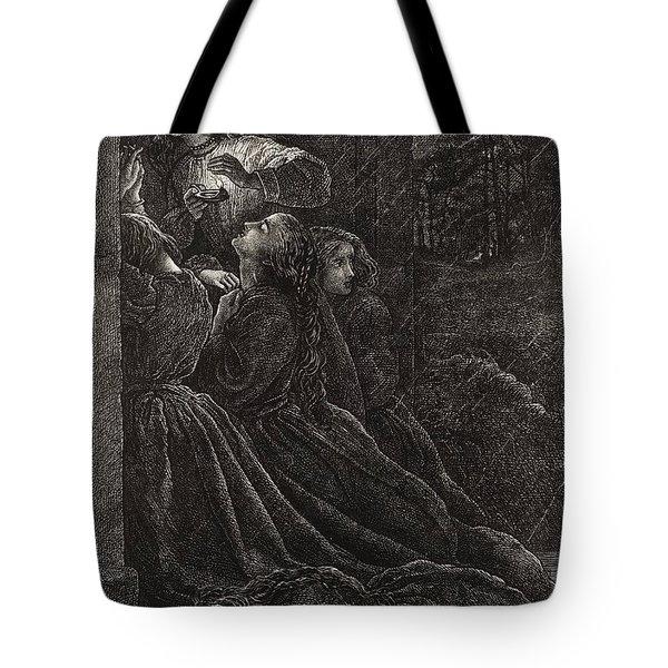 The Foolish Virgins Tote Bag