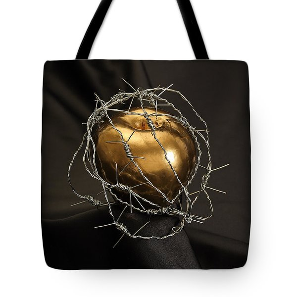 The Forbidden Fruit Tote Bag