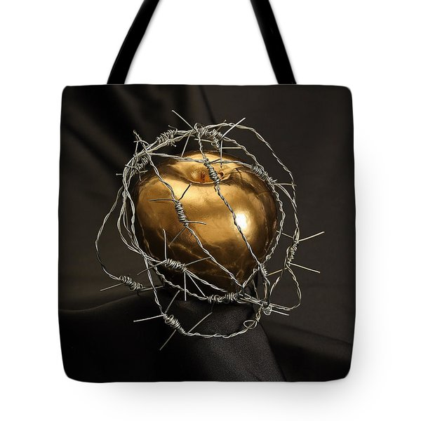The Forbidden Fruit Tote Bag