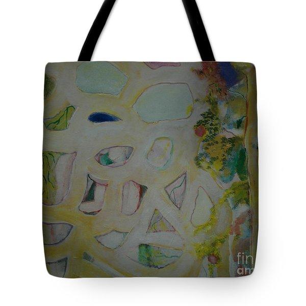 The Forbidden Garden Tote Bag