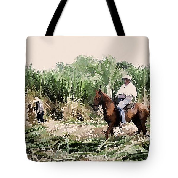 The Foreman Tote Bag