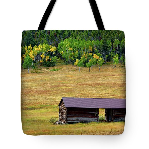 The Forgotten Barn Tote Bag