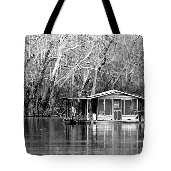 Tote Bag featuring the photograph The Forgotten by Debra Forand