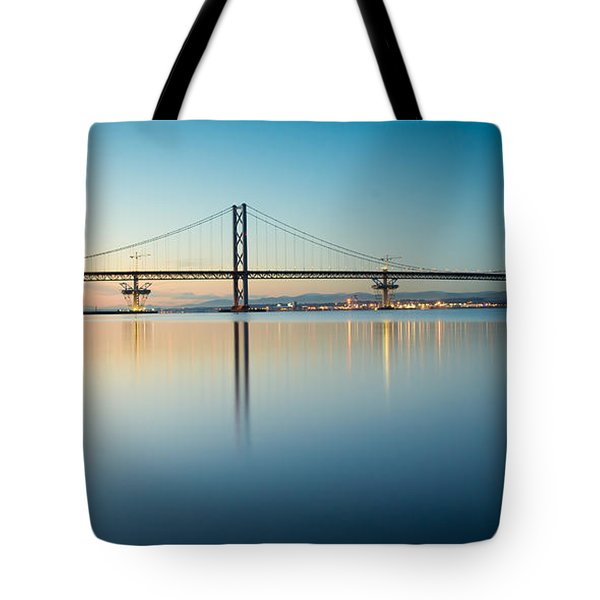 The Forth Road Bridge Tote Bag
