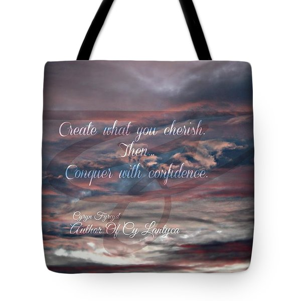 The Four C's Tote Bag