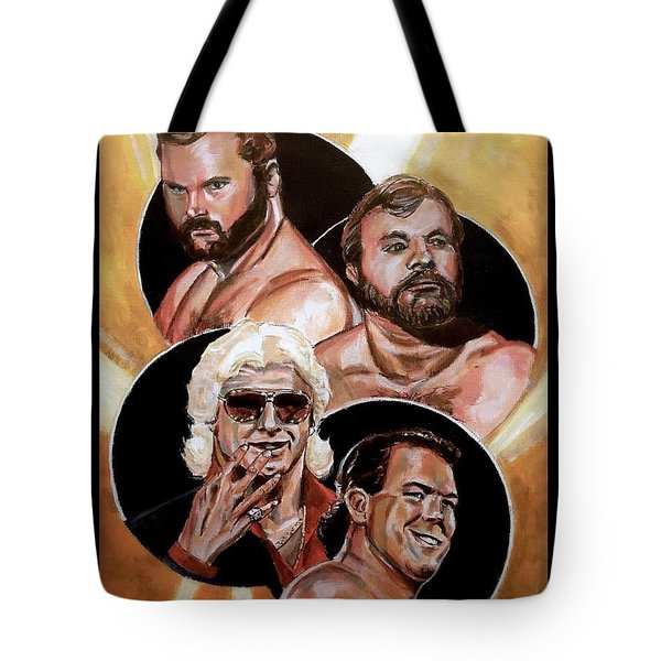 The Four Horsemen Tote Bag