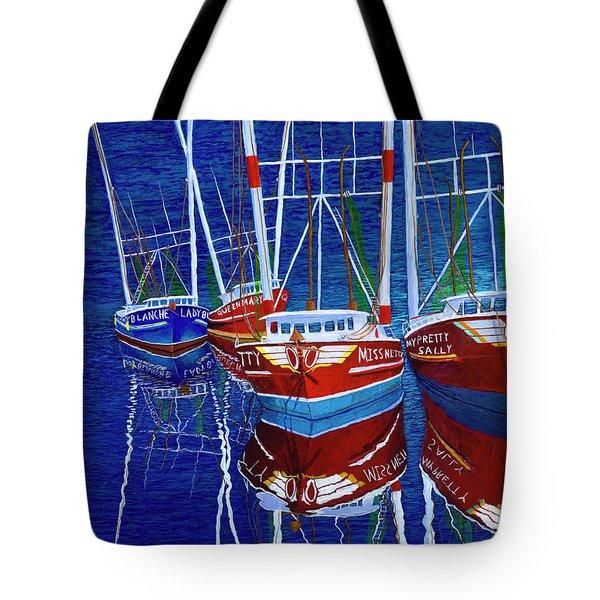The Four Ladies Tote Bag