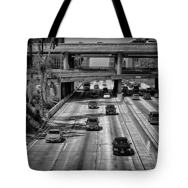The Four Level Tote Bag