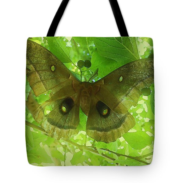 The Fourth Day-a Dying Giant.. Tote Bag