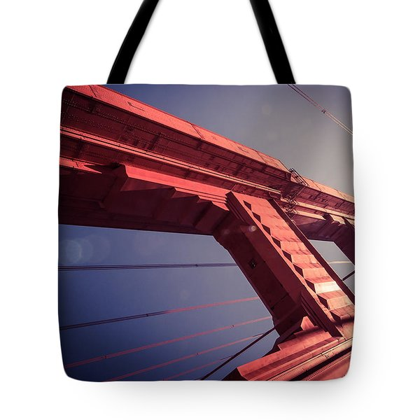 The Free Falling Tote Bag